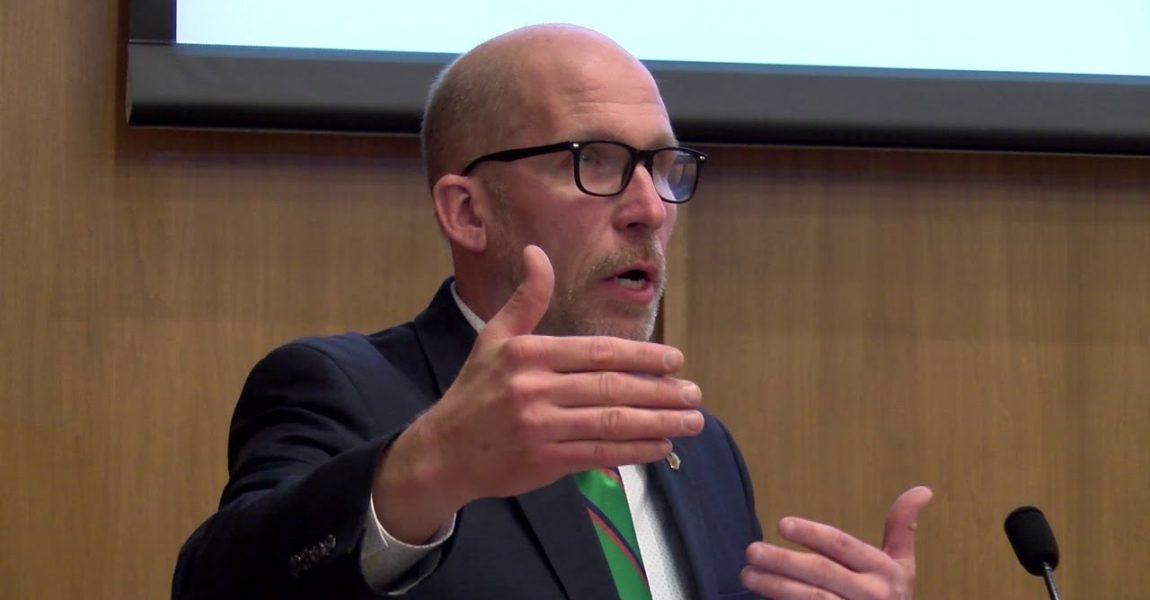 Hucker organizes One Montgomery Green Quarterly Briefing